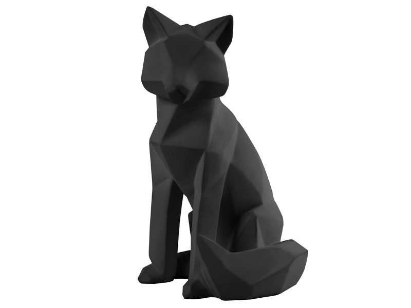 Present Time Origami Statue 'Fox' (large)
