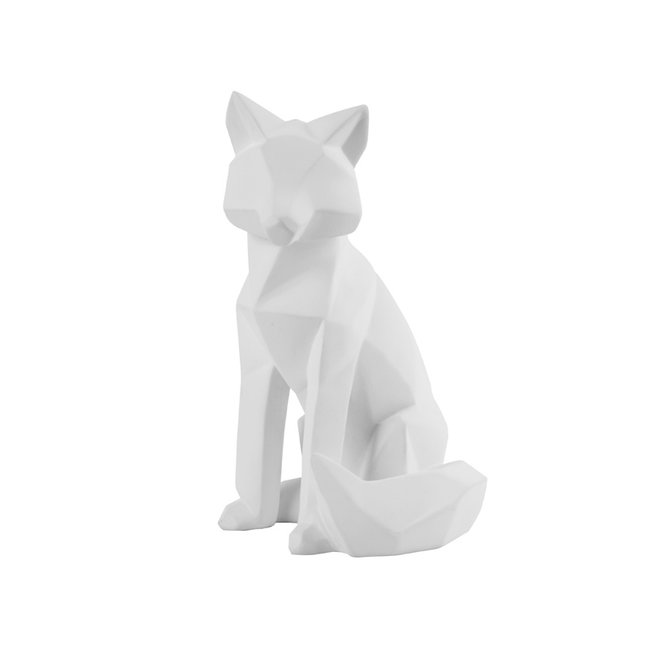 Present Time Origami Statue 'Fox' (groß)