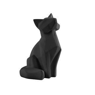 Present Time Origami Statue 'Fox' (small)