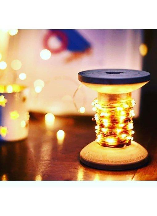 Guirlande Lumineuse à LED 'Il Rocchetto' (grand)