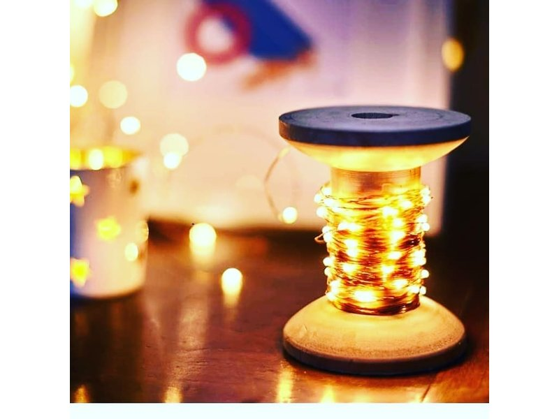 LED Light Garland 'Il Rocchetto' (large)