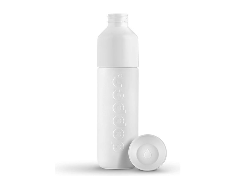 Dopper Thermos / Isoleerfles 'Dopper Insulated 580 ml' (wavy white)