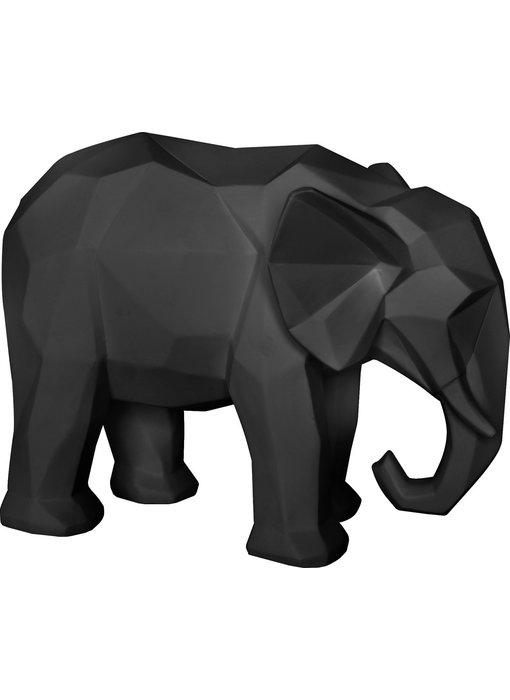 Statue Origami 'Eléphant'