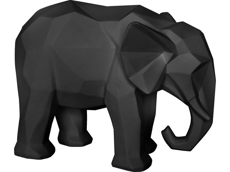Present Time Origami Statue 'Elephant'