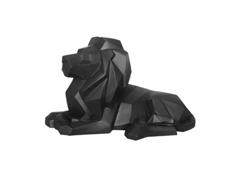 Present Time Origami Statue 'Lion'