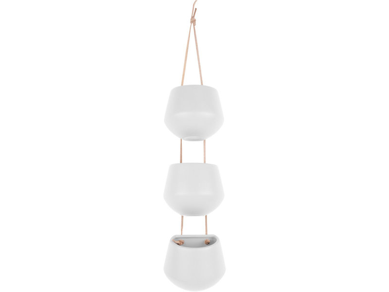 Present Time Hanging Planters 'Skittle'
