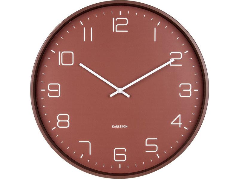 Karlsson Horloge Murale 'Lofty'
