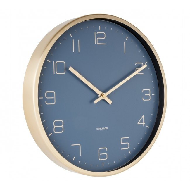 Karlsson Wall Clock  'Elegance'