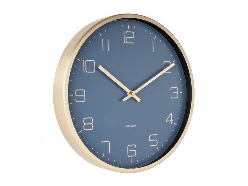 Karlsson Horloge Murale 'Elegance'