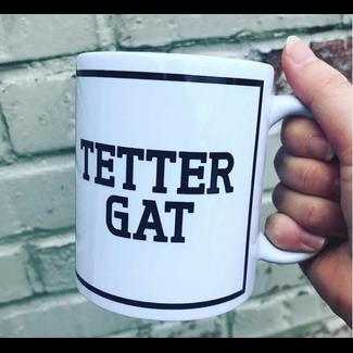 Urban Merch Beker 'Tettergat'