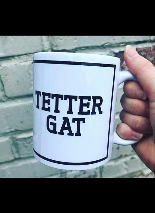 Mug 'Tettergat'