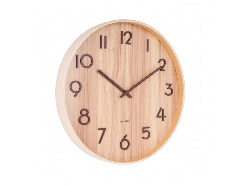 Karlsson Wall Clock 'Pure' (medium)