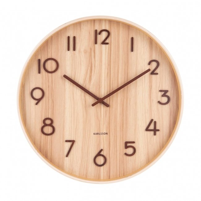 Karlsson Wall Clock 'Pure' (medium)