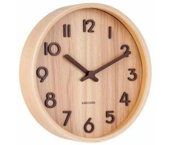 Wall Clock 'Pure' (small)