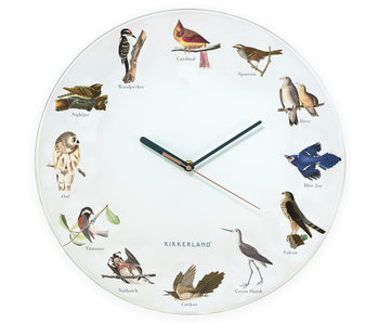 Wall Clock 'Bird Call'