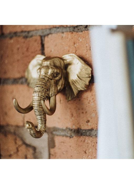 Porte-Clés à Suspendre 'Eléphant'