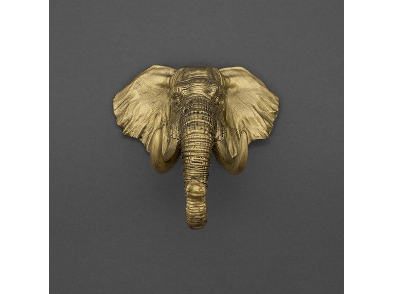 Luckies Key Hanger 'Never Forget Elephant'