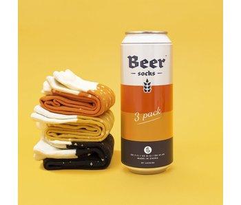 Chaussettes à Bière '3 Pack'