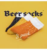 Luckies Chaussettes à Bière '3 Pack'