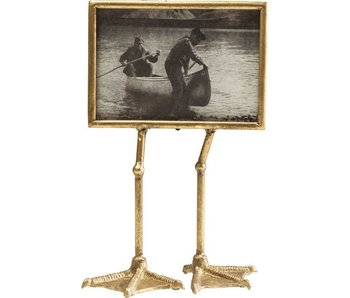 Photo Frame Duck Feet - horizontal