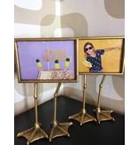 Karé Design Cadre Photo Pieds de Canard - horizontal