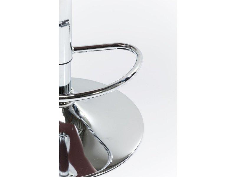 Karé Design Kare Design - Bar Stool Monaco Nougat - Fake Leather - adjustable