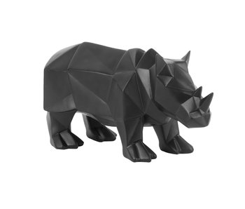 Beeld Origami Neushoorn