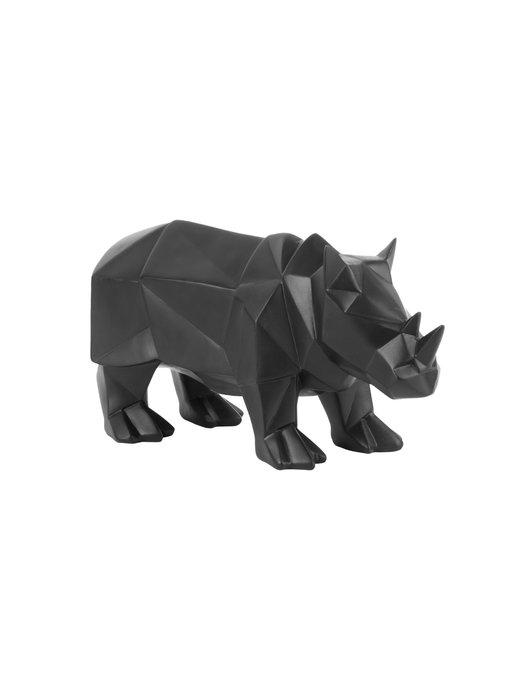 Statue Origami Rhino