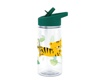 Water Bottle Jungle Tiger