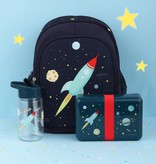 A Little Lovely Co. Brooddoos Space  - voor kids - plus stickers
