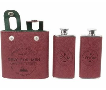 Bouteille de Poche Only For men