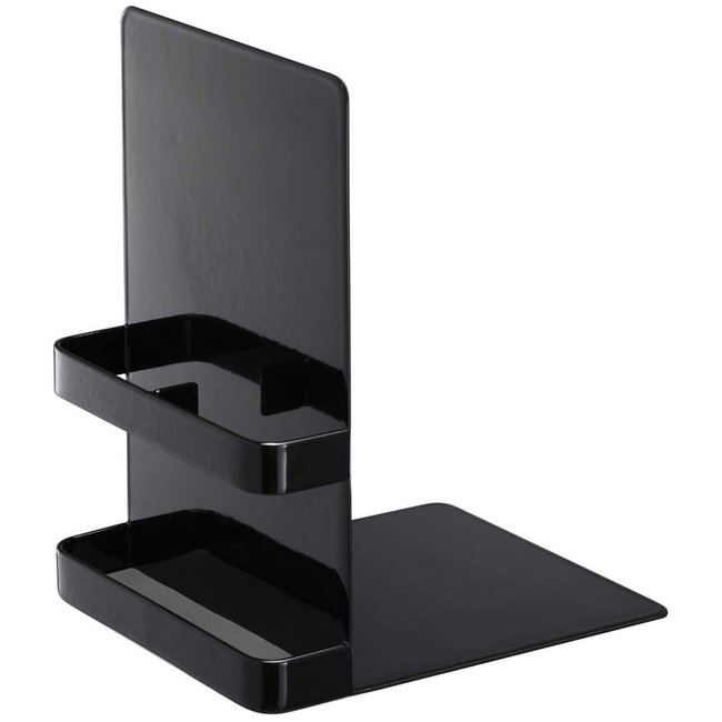 Bookends Tower - set of 2 - black