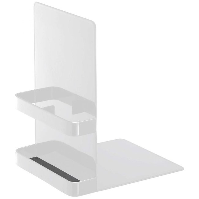 Bookends Tower - set of 2 - white