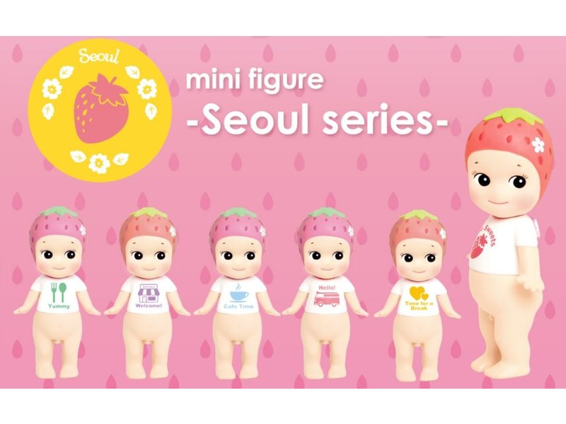 Sonny Angel Sonny Angel Seoul Series - édition limitée