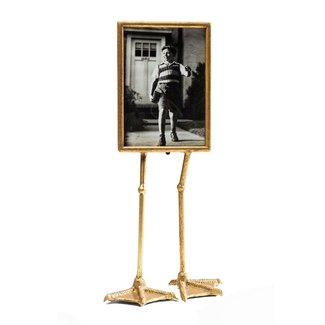 Karé Design Photo Frame Duck Feet - vertical