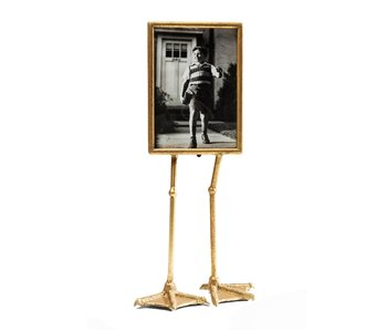 Photo Frame Duck Feet - vertical