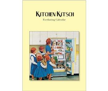 Calendrier d'Anniversaires Kitchen Kitsch