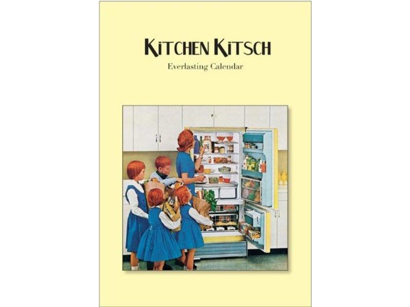 Birthday Calendar Kitchen Kitsch - everlasting