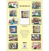 Verjaardagskalender Kitchen Kitsch - eeuwigdurend