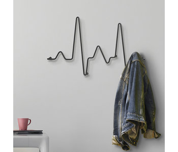 Wall Coat Rack Cardio Rack