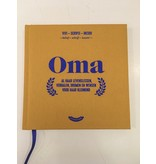 Stratier Little Book 'Oma' (grandmother)