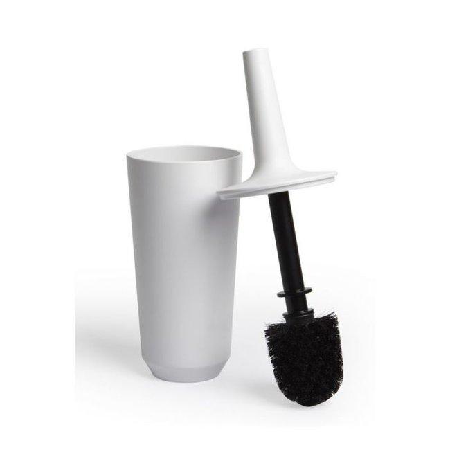 WC Borstel - Toiletborstel - Corsa - wit