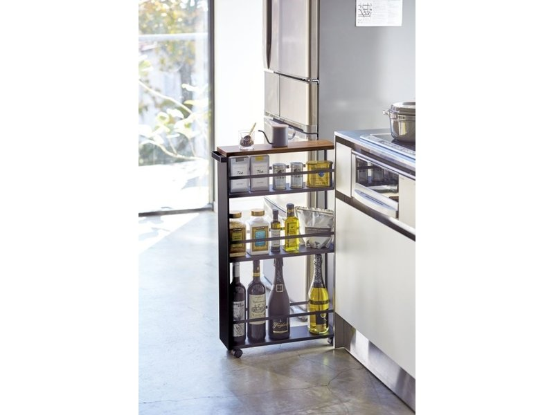 Yamazaki  Rack on Wheels - Trolley Tower