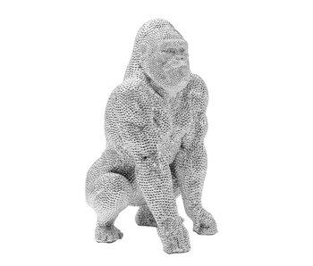 Beeld Gorilla Aap Bubble - 46 cm