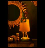 Karé Design Table Lamp Animal Rabbit - white