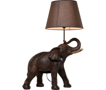 Table Lamp - Elephant Safari