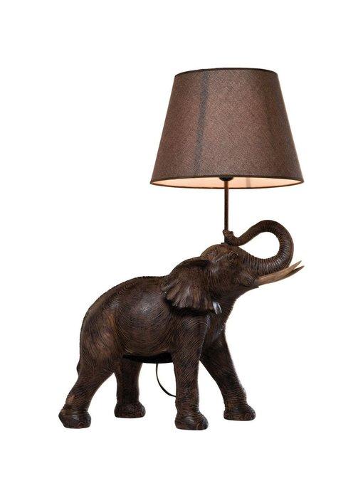 Lampe de Table - Safari éléphant