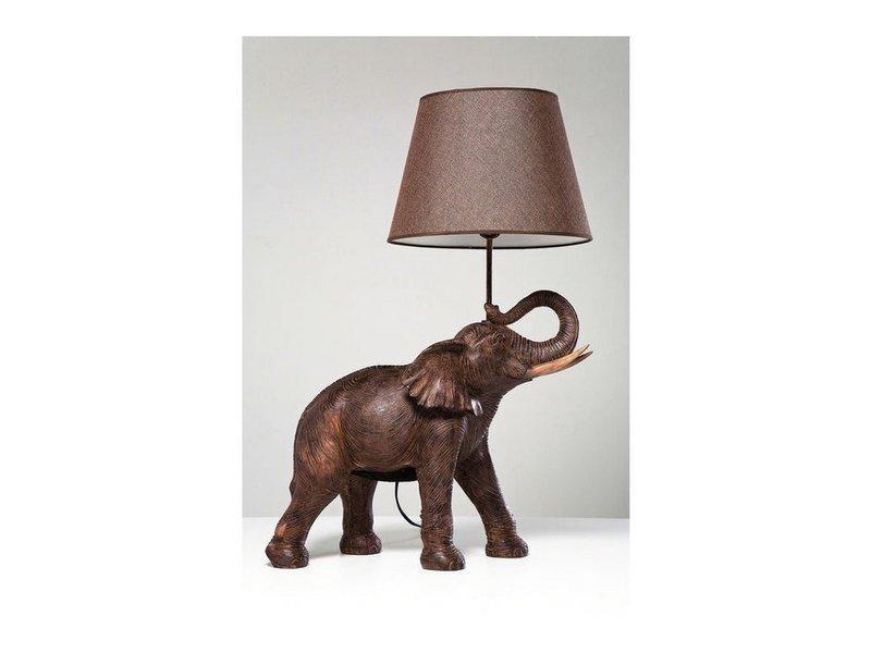 Karé Design Lampe de Table - Safari éléphant