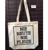 Urban Merch Tote Bag - Nie Neute Nie Pleuje