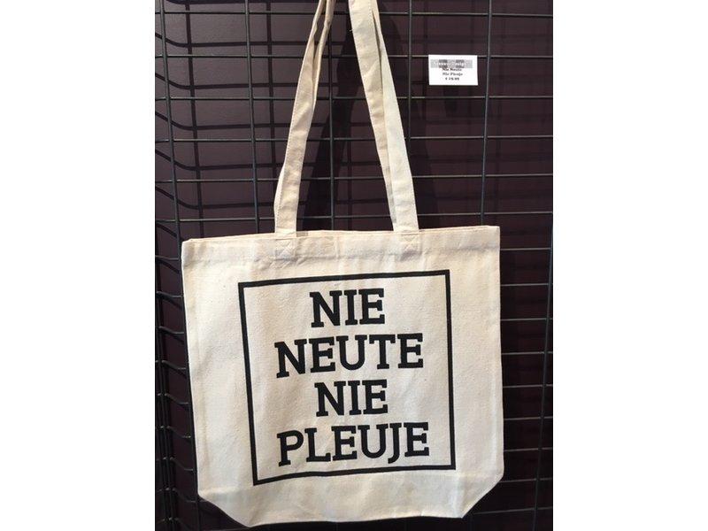 Urban Merch Sac Fourre-Tout - Nie Neute Nie Pleuje